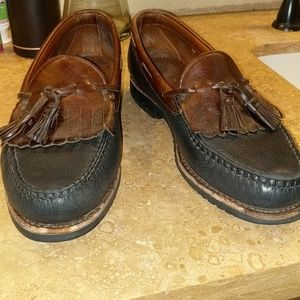 Allen Edmonds Black and Brown beautiful shoes